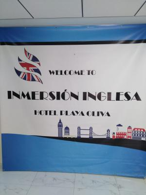 INMERSION INGLESA EN OLIVA