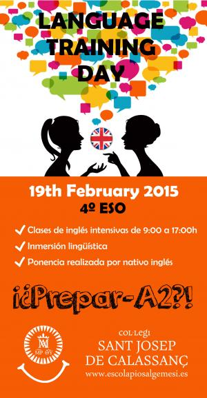 Language Training Day